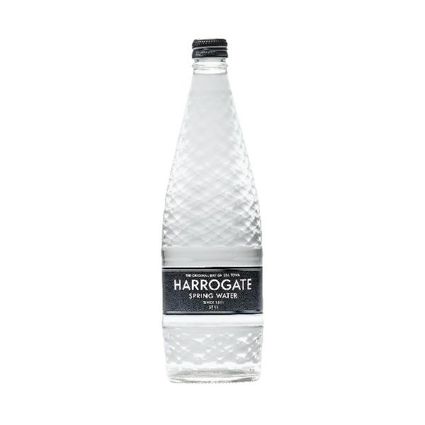 Harrogate Still Spring Water 750ml Pack of 12 Bottles